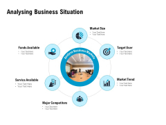 Optimizing The Marketing Operations To Drive Efficiencies Analysing Business Situation Download PDF