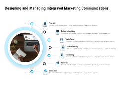Optimizing The Marketing Operations To Drive Efficiencies Designing And Managing Integrated Marketing Communications Themes PDF