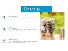 Optimizing The Marketing Operations To Drive Efficiencies Financial Brochure PDF