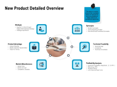 Optimizing The Marketing Operations To Drive Efficiencies New Product Detailed Overview Background PDF