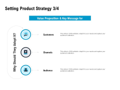 Optimizing The Marketing Operations To Drive Efficiencies Setting Product Strategy Customers Formats PDF
