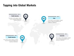 Optimizing The Marketing Operations To Drive Efficiencies Tapping Into Global Markets Infographics PDF