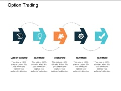 Option Trading Ppt PowerPoint Presentation Inspiration Cpb