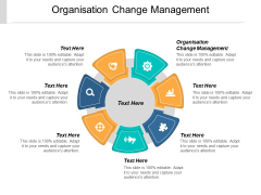 Organisation Change Management Ppt PowerPoint Presentation Layouts Files Cpb