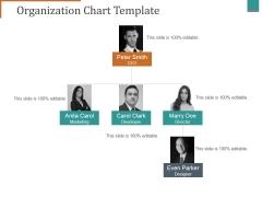 Organization Chart Template Ppt PowerPoint Presentation File Topics
