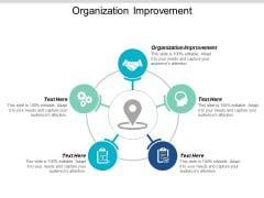 Organization Improvement Ppt PowerPoint Presentation Visual Aids Example File Cpb