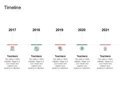 Organization Performance Evaluation Timeline Introduction PDF