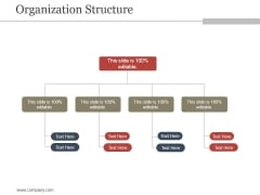 Organization Structure Ppt PowerPoint Presentation Picture