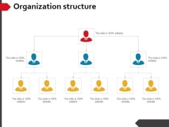 Organization Structure Ppt PowerPoint Presentation Show Graphics Example