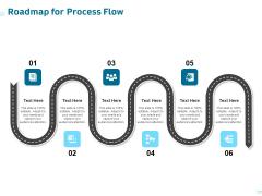 Organization Trademark Design Proposal Roadmap For Process Flow Download PDF