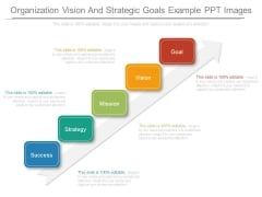 Organization Vision And Strategic Goals Example Ppt Images