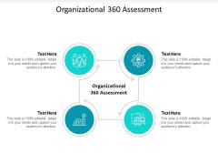 Organizational 360 Assessment Ppt PowerPoint Presentation Summary Format Ideas Cpb