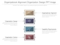 Organizational Alignment Organization Design Ppt Image