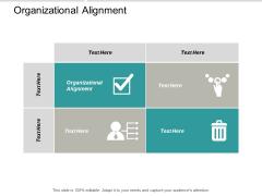 Organizational Alignment Ppt PowerPoint Presentation Portfolio Visuals Cpb