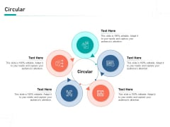 Organizational Building Blocks Circular Ppt PowerPoint Presentation Pictures Show PDF