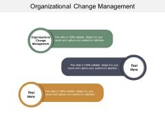 Organizational Change Management Ppt PowerPoint Presentation Visual Aids Inspiration Cpb