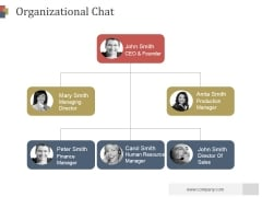 Organizational Chat Ppt PowerPoint Presentation Ideas
