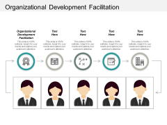 Organizational Development Facilitation Ppt PowerPoint Presentation Icon Master Slide Cpb