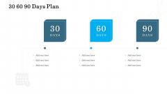 Organizational Event Management 30 60 90 Days Plan Microsoft PDF