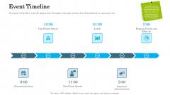 Organizational Event Management Event Timeline Pictures PDF