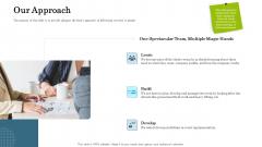 Organizational Event Management Our Approach Elements PDF