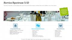 Organizational Event Management Service Spectrum Social Events Portrait PDF