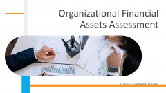 Organizational Financial Assets Assessment Ppt PowerPoint Presentation Complete Deck With Slides