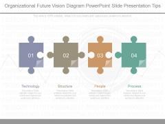 Organizational Future Vision Diagram Powerpoint Slide Presentation Tips