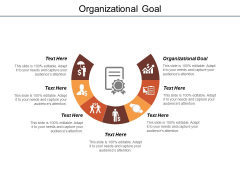 Organizational Goal Ppt PowerPoint Presentation Model Graphic Images Cpb