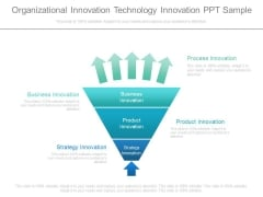 Organizational Innovation Technology Innovation Ppt Sample