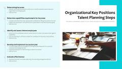 Organizational Key Positions Talent Planning Steps Ppt Infographics Deck PDF