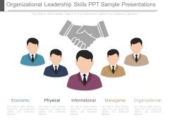 Organizational Leadership Skills Ppt Sample Presentations