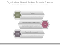Organizational Network Analysis Template Download