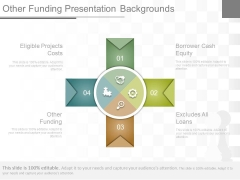 Other Funding Presentation Backgrounds