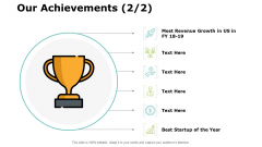 Our Achievements Analysis Ppt PowerPoint Presentation Infographics Microsoft