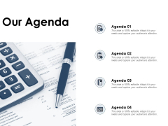Our Agenda Planning Ppt PowerPoint Presentation Example File