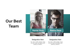 Our Best Team Communication Ppt PowerPoint Presentation Ideas Designs Download