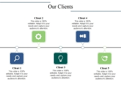 Our Clients Ppt PowerPoint Presentation Pictures Tips