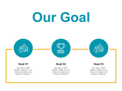 Our Goal Growth Winner Ppt PowerPoint Presentation Infographics Background Image