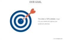 Our Goal Ppt PowerPoint Presentation Example 2015