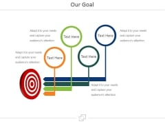 Our Goal Ppt PowerPoint Presentation Ideas Icons