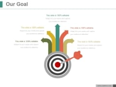 Our Goal Ppt PowerPoint Presentation Inspiration
