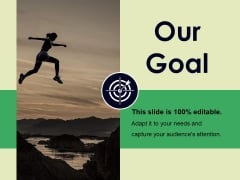 Our Goal Ppt PowerPoint Presentation Layouts Summary