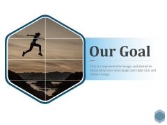 Our Goal Ppt PowerPoint Presentation Model Guidelines