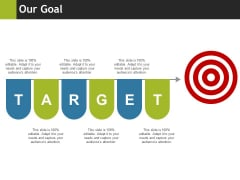 Our Goal Ppt PowerPoint Presentation Outline Icons