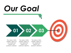 Our Goal Ppt PowerPoint Presentation Pictures Slides