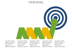 Our Goal Ppt PowerPoint Presentation Summary Slides