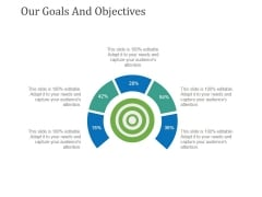 Our Goals And Objectives Ppt PowerPoint Presentation Portfolio Graphics Example