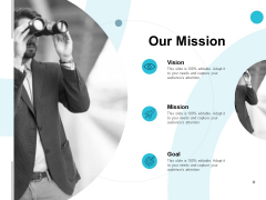Our Mission And Vision Goal Ppt PowerPoint Presentation Slides Samples