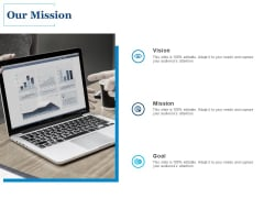 Our Mission Goal Ppt PowerPoint Presentation Icon Background Image